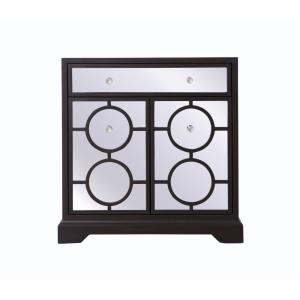 "Modern - 32"" 1 Drawer Rectangle Cabinet"
