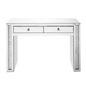"""Modern - 47"""" 2 Drawer Rectangle Desk"""
