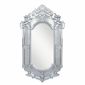 "Venetian - 47.6"" Transitional Mirror"