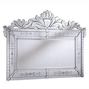 "Venetian - 59"" Transitional Mirror"
