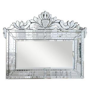 "Venetian - 42.5"" Transitional Mirror"