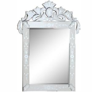 "Venetian - 35.8"" Transitional Mirror"