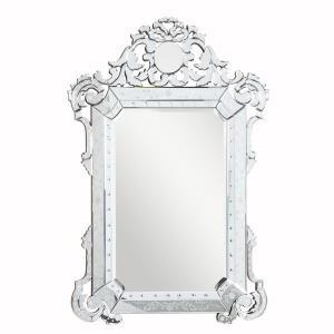 "Venetian - 55.25"" Transitional Mirror"