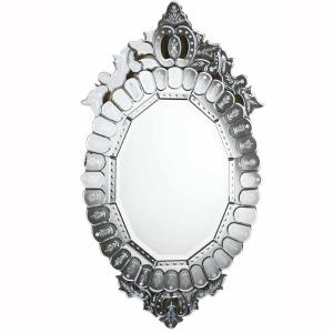 "Venetian - 39.5"" Transitional Mirror"