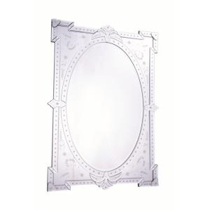 "Venetian - 40.75"" Transitional Mirror"