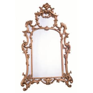 "Antique - 48"" Transitional Mirror"