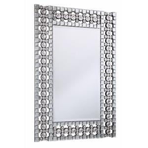 "Modern - 45.8"" Contemporary Mirror"