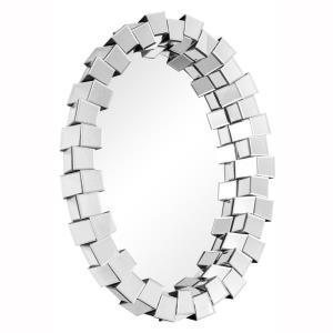 "Modern - 41.5"" Contemporary Mirror"