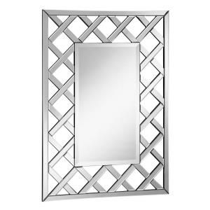 "Modern - 39.75"" Contemporary Mirror"