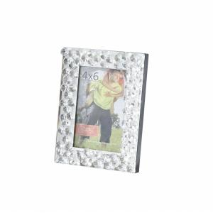 "Sparkle - 9"" Contemporary Crystal Photo Frame"