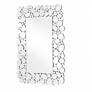 "Sparkle - 47"" Rectangular Contemporary Mirror"