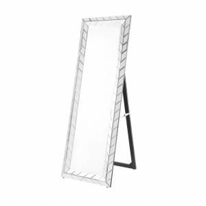"Sparkle - 63"" Contemporary Standing Full Length Mirror"