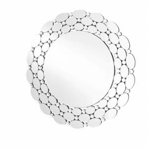 "Sparkle - 35"" Round Contemporary Mirror"