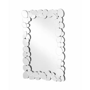 "Sparkle - 35"" Rectangular Contemporary Mirror"