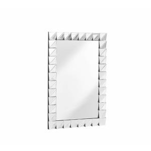 "Sparkle - 23.5"" Rectangular Contemporary Mirror"