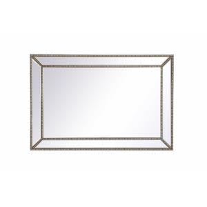 "Modern - 35.5"" Rectangular Mirror"