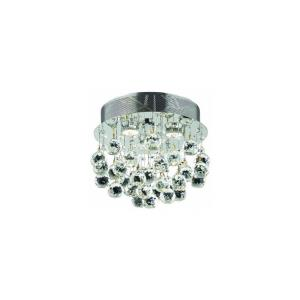 Galaxy - Three Light Flush Mount