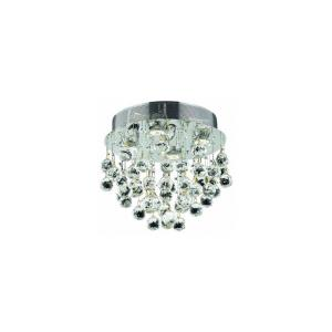 Galaxy - Four Light Flush Mount