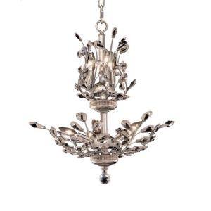 Orchid - Eight Light Chandelier