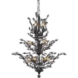 Orchid - Thirteen Light Chandelier