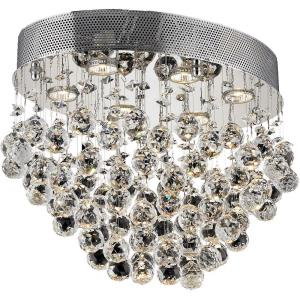 Galaxy - Six Light Flush Mount