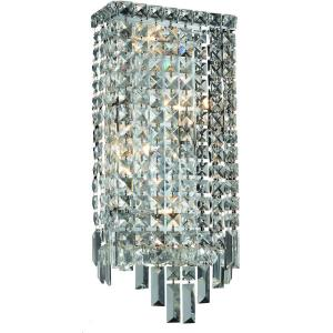 Maxime - Four Light Wall Sconce