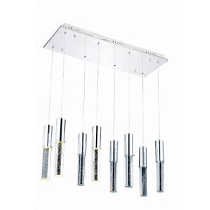 "Diva - 13"" 8W 8 LED Pendant"
