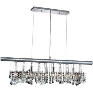 Chorus Line - Ten Light Chandelier