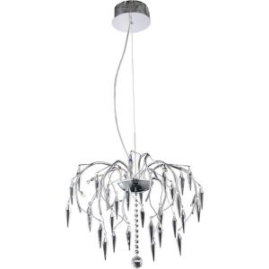 Amour - Eight Light Chandelier
