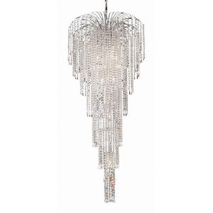 Falls - Eleven Light Chandelier