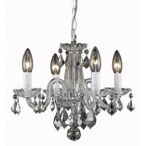 Rococo - Four Light Pendant