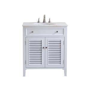 "Cape Cod - 30"" Single Bathroom Vanity Set"