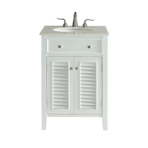 "Cape Cod - 24"" Single Bathroom Vanity Set"