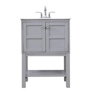 "Mason - 24"" Single Bathroom Vanity Set"