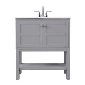 "Mason - 30"" Single Bathroom Vanity Set"
