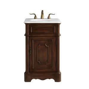 "Retro - 21"" Single Bathroom Vanity Set"