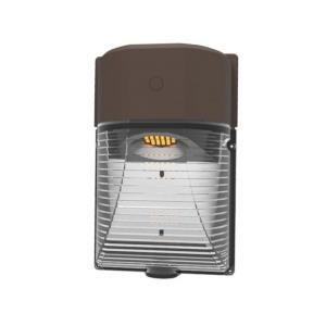 """Gehry - 6"""" 26W 1 LED 110- Beam Angle Non Cut-Off Wall Pack"""