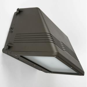 """Gehry - 14.17"""" 90W 1 LED 100- Beam Angle Cut-Off Wall Pack"""