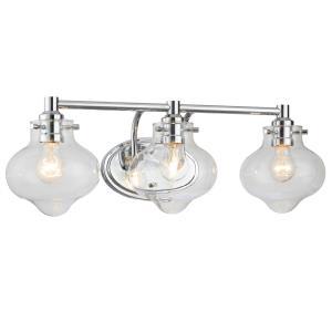 Industrial - Three Light Bath Vanity