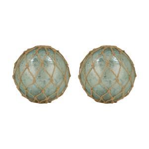 "Spheres - 6"" Pescador Sphere (Set of 2)"