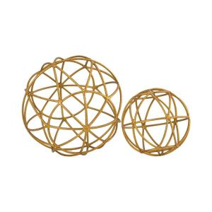 "World - 6"" Orb (Set of 2)"