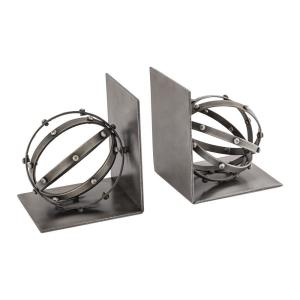 "World - 6"" Large Bookends"