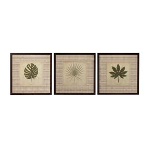 Leaves - 35 Inch Wall Art