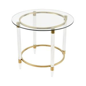 Pharoah's Chariot - 28 Inch Accent Table