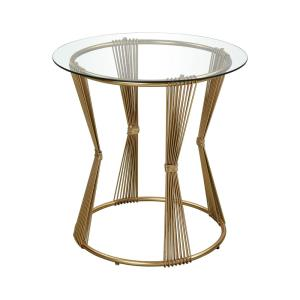 Jeanette - 24 Inch Accent Table