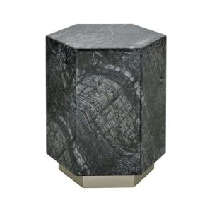 Stone Hex - 20 Inch Accent Table