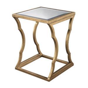 Metal Cloud - 24 Inch Side Table