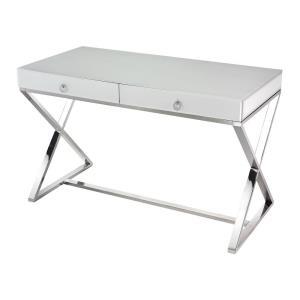 48 Inch 2-Drawer Desk