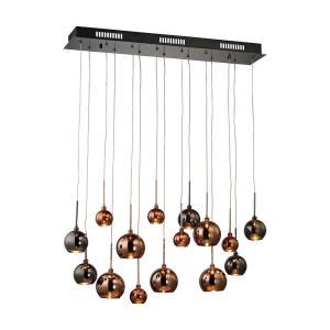 Nexion - Fifteen Light Chandelier