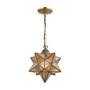 Moravian Star - One Light Pendant